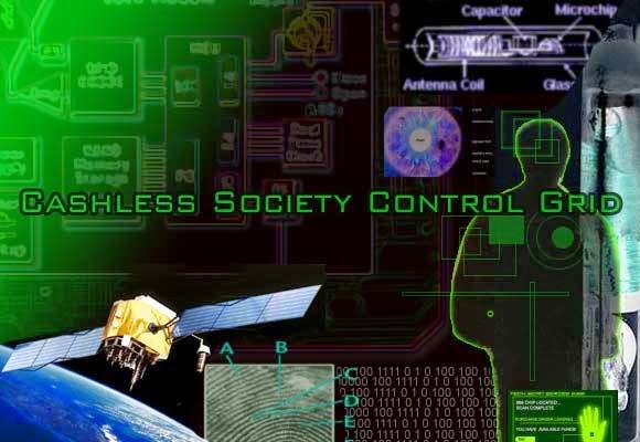 cashless society control grid
