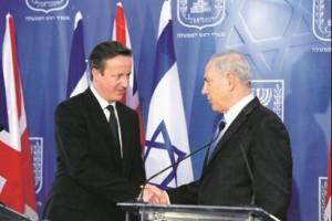 Cameron-Netanyahu