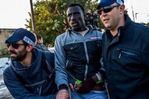 african-arrest-israel