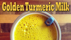 01 Turmeric Golden Milk - Recipe