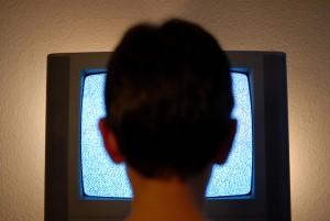 Child-Watching-Tv-Television