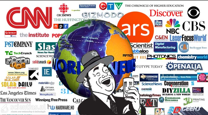 The Illusion of Choice: 90% of American Media Controlled by 6 ...