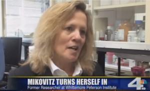 mikovitz-arrest