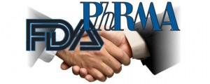 FDA-and-Big-Pharma-Shake-Hands