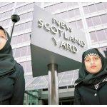 Scottish police to add hijab uniform under diversity plan