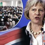 Theresa May says many Britons 'BENEFIT GREATLY' from Sharia Law