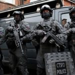 London: The new heavily armed face of counter terror policing is revealed