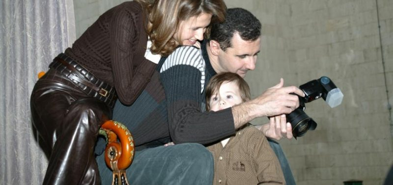 PRESIDENT ASSAD OF SYRIA IS NOT AN EVIL DICTATOR KILLING HIS PEOPLE- THE ESTABLISHMENT HAS LIED!