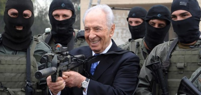 Shimon Peres: Israeli war criminal whose victims the West ignored