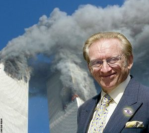 Larry Silverstein is all smiles after signing a deal in which the Port Authority of New York and New Jersey hands over the World Trade Center Twin Towers and buildings 4 and 5 to Silverstein Properties for 99 years for $3.21 billion.