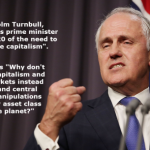 "Australia's Prime Minister (Ex-Goldman Banker) Warns G20 To ""Civilize Capitalism"""