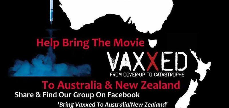 PETITION: Screen Vaxxed in Australia & New Zealand ASAP!