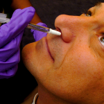 IS THE NEW NEEDLELESS FLU VACCINE THE BEGINNING OF 'AIRBORNE' VACCINATION?