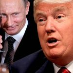 Russia Celebrates as Donald Trump takes The White House And Is Ready