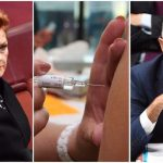 Terrible Turnbull: Turnbull slams Hanson's accusation of government 'blackmailing' parents into vaccination