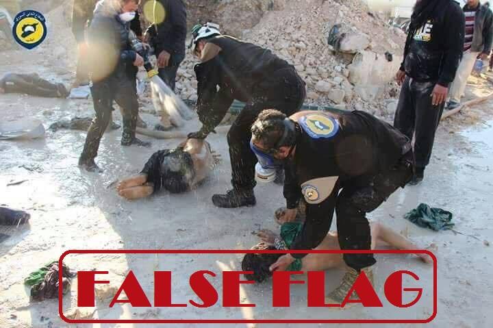 False flag syria - sarin gas
