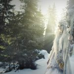 Photographer Creates Beautiful Scenes from Slavic Mythology