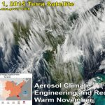 Chembombs Replace Chemtrails as Method for Climate Engineering