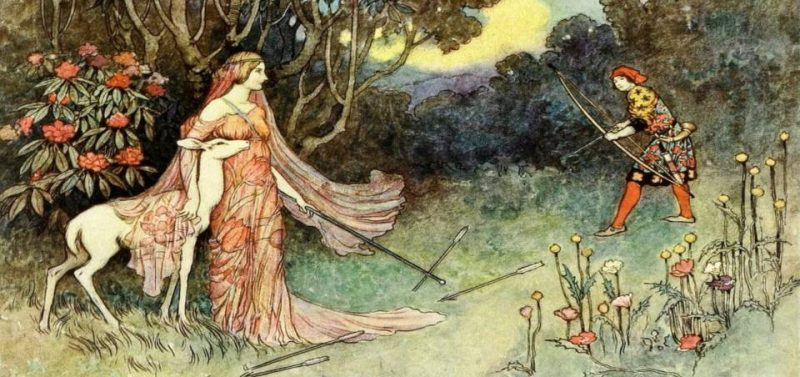 Fairy Tales and the Needs of our Primal Psyche