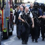 UNIDENTIFIED LONDON BRIDGE TERROR SUSPECT LINKED TO BRITISH INTELLIGENCE