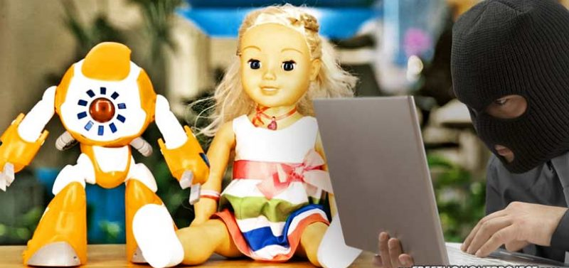 """Creepy New """"Smart Toys"""" Allow Pedophiles To Track And Talk Directly To Kids"""