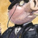 Socialism: thick lipstick on a global pig
