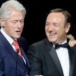 KEVIN SPACEY FLEW ON 'LOLITA EXPRESS' WITH BILL CLINTON