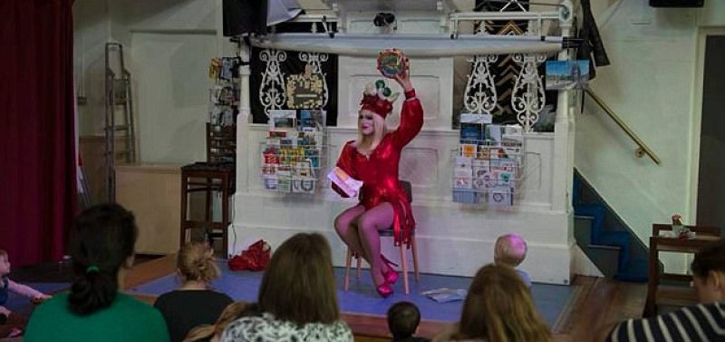 Transgender lessons for two-year-olds: Drag queens drafted into nursery schools to teach children about sexual diversity
