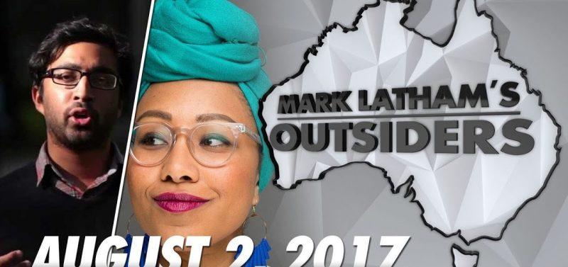 Mark Latham accuses Muslim activist Yassmin Abdel-Magied of 'anti-white racism'