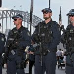 Counter-terror police officers to be armed with semi-automatic rifles to guard Sydney during Christmas and New Year