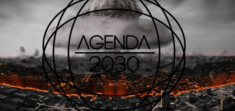 "Decoding united nations agenda 2030; blueprint for total global enslavement and ""jewish utopia"" by 2030"