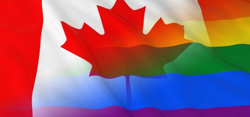 IN CANADA, SAME-SEX MARRIAGE IS DESTROYING ALL OTHER RIGHTS
