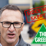 A VOTE FOR THE AUSTRALIAN GREENS IS A VOTE AGAINST NATURAL MEDICINE