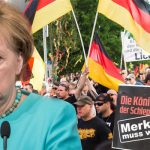 Merkel has lost control: Germans start large protests against migrants and open borders