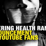 YouTube deletes entire Health Ranger video channel; deletes over 1700 videos