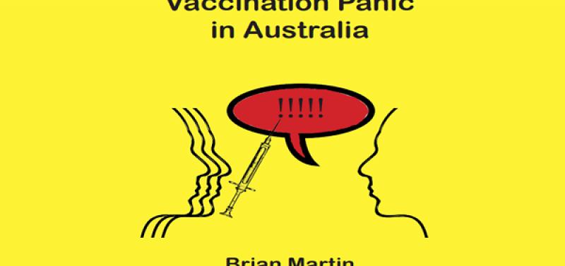 Vaccination Panic In Australia With Brian Martin