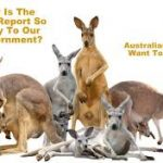 BolenReport Terrifies Australian Government?