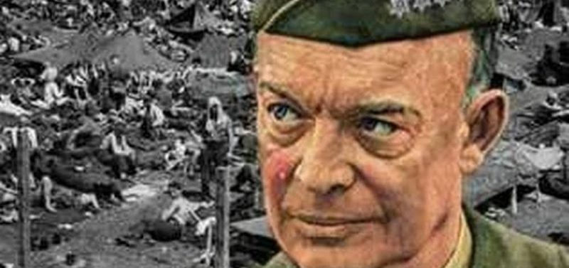 Buried Alive Screaming In The Night: German POW Survivors Describe Eisenhower's Extermination Camps After WWII Had Ended