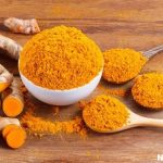 Honey With Turmeric Concoction For Illness