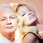 "Pamela Anderson Finally Spills The Beans That She Is ""Romantic"" with Zionist Agent Julian Assange"