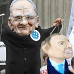 Turnbull replaced after Rupert Murdoch visits Australia