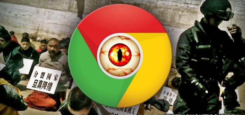 Bone Chilling Footage Shows the Horrific Tyranny Google is Now Secretly Fostering in China