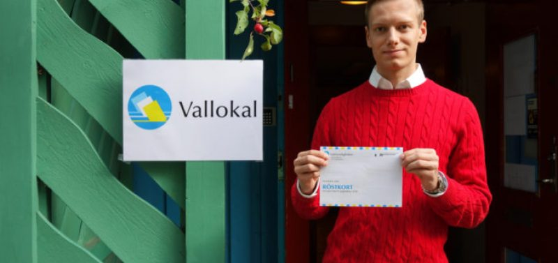 International election observers ruled that cheating occurred in 46 per cent of the 250 Swedish polling stations they visited