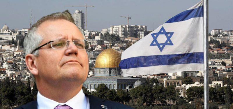 'Unprincipled and craven': Morrison's Israel pitch plumbs new depths of stupid