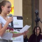 German teenage girl called 'Nazi' for reading poem about migrant violence – Her house vandalised as well