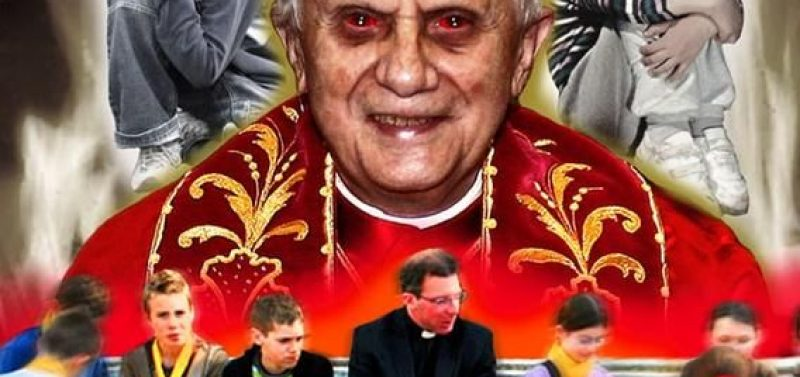 The Catholic Church and Pedophilia: Trafficking Children as Sex Slaves