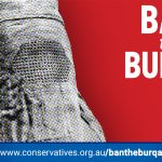 Show Your Support & Ban The Burqa
