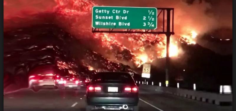 Conclusive Photographic Evidence Proving California Is Under Attack by DEWs