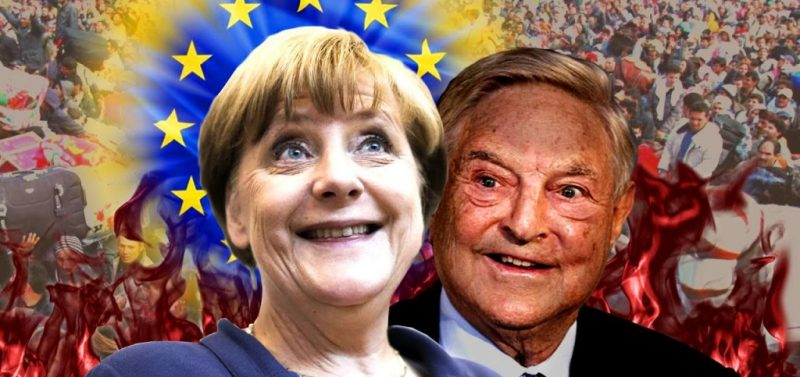 Hungarian PM: 'Population Replacement Underway in Europe' (Soros Profits from Its Ruination)