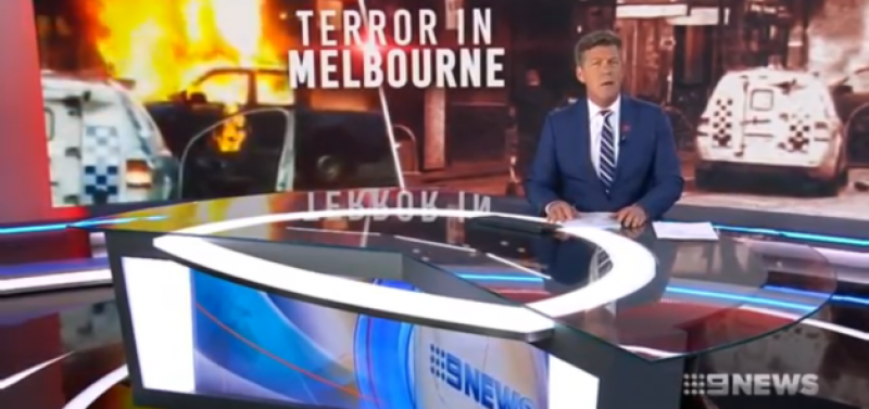 Language of Fear: Attack in Melbourne